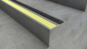 Retrofit Stair Nosings
