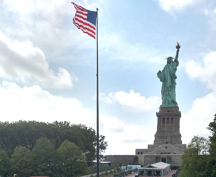 Statue Of Liberty Balco