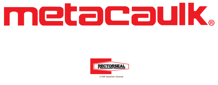Metacaulk Firestopping Products