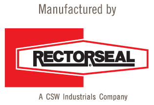 Manufactured by RectorSeal